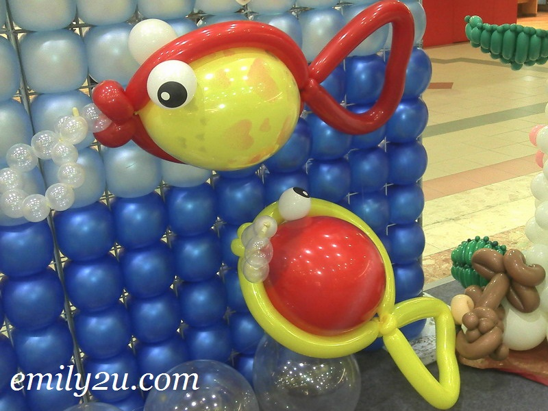 fish balloon