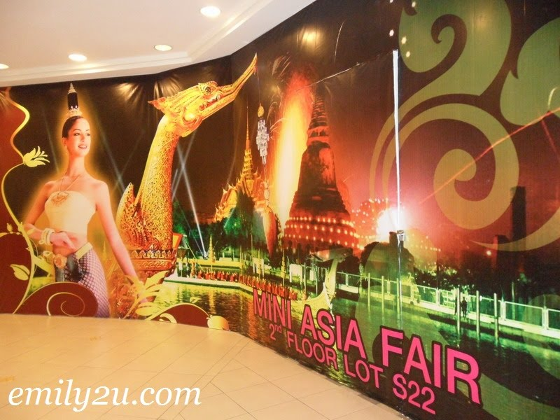 Mini Asia Fair [Thai Bazaar]