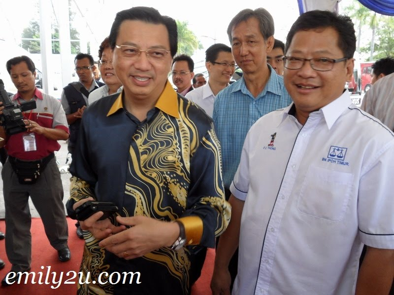 Health Minister Datuk Seri Liow Tiong Lai