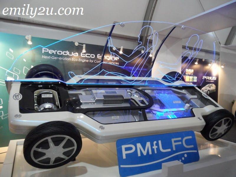 Perodua eco engine