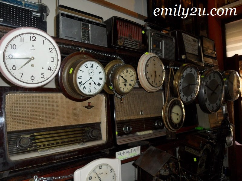 old grandfather clocks