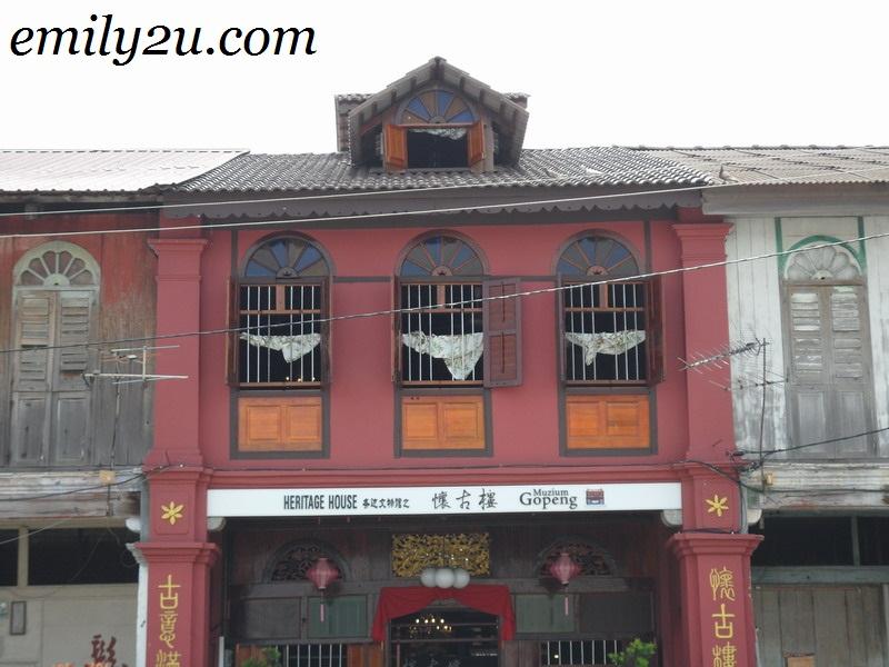 Heritage House Gopeng, Perak