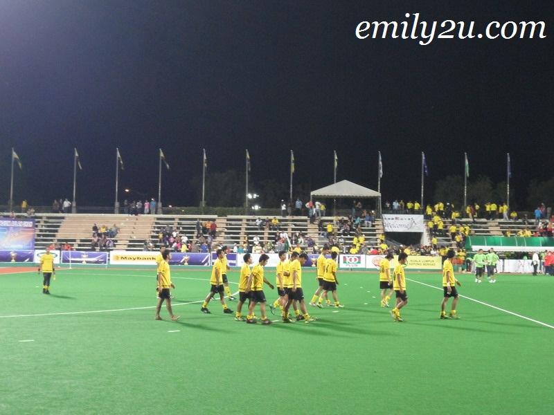 Malaysia men's hockey team