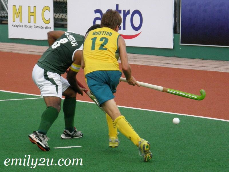 hockey AUS PAK 3