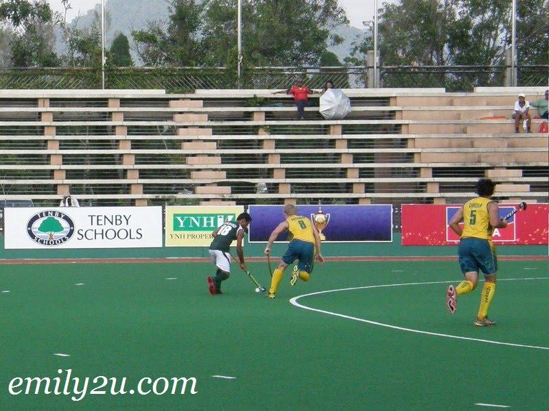 hockey AUS PAK 12