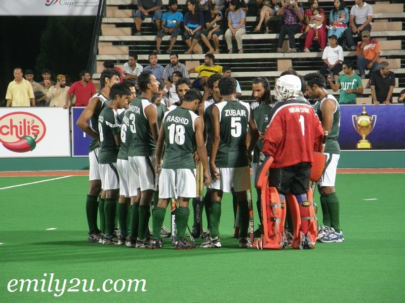 Pakistan hockey