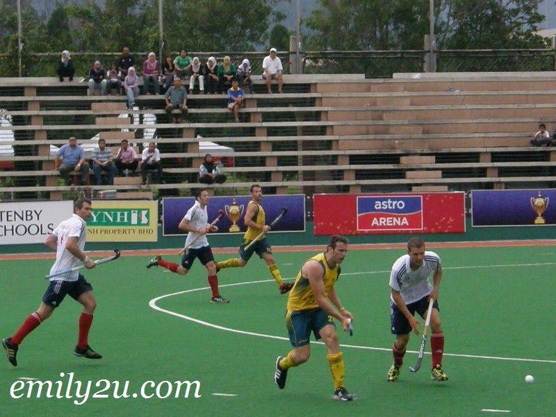 Great Britain vs Australia 6