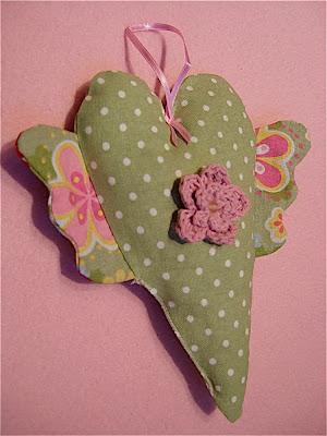 Tilda Heart by Typy