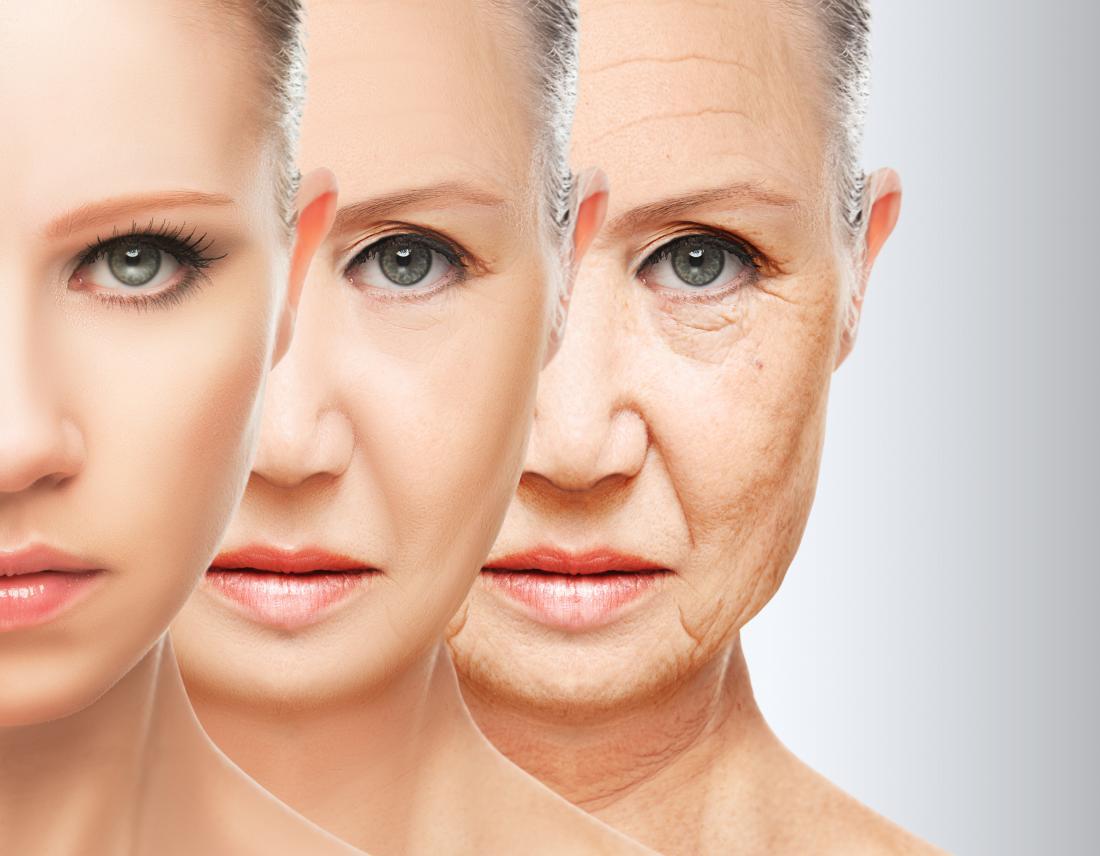 Stress khiến cơ thể tiết ra hormone căng thẳng làm đẩy mạnh quá trình lão hóa của da