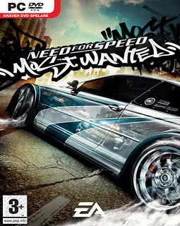 nfs most wanted pc1 Need For Speed Most Wanted (PC)