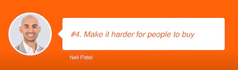 4-й совет от Нила Пателя
