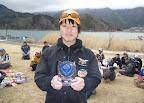 2位 湯浅大樹 盾授与 2011-04-19T12:11:40.000Z