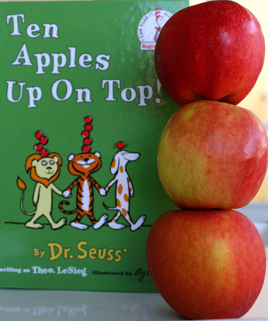 ApplesonTop A Seuss Inspired Supper