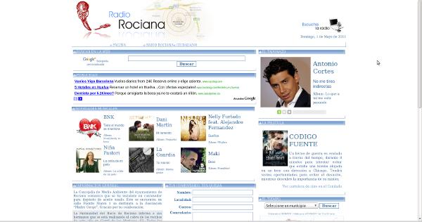 Logo Radiorociana.com