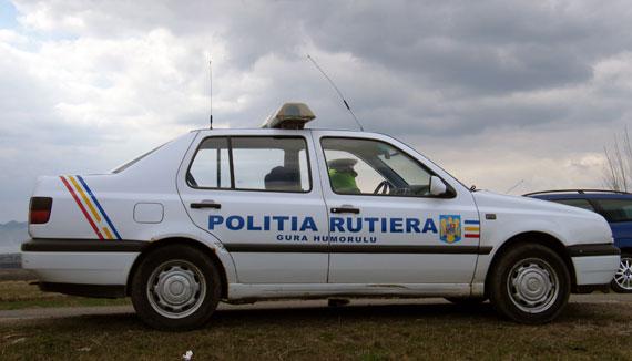Poliţia Rutieră Gura Humorulu'