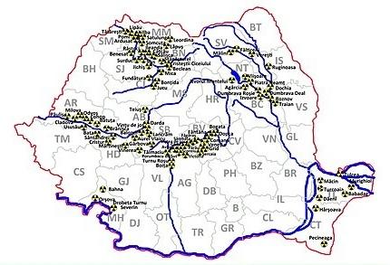 Centrală nucleară la Mălini, Fălticeni sau Vereşti?