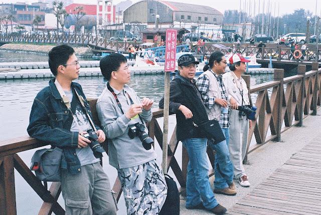 2011-04-10新竹版聚-幾張底片亂拍