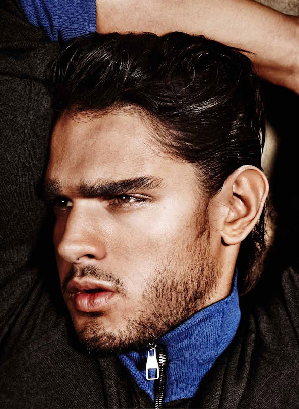 Marlon Teixeira by Brigitte Vincken for SO CHIC No. 23, 2011