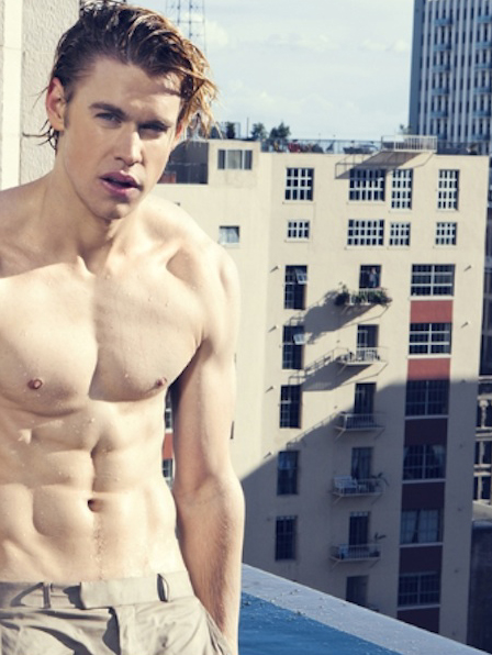 Chord Overstreet by Christian Rios, 2011