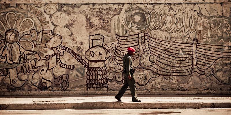 Kuba cz.II. -- Hawana, kolonialne serce Nowego Świata..