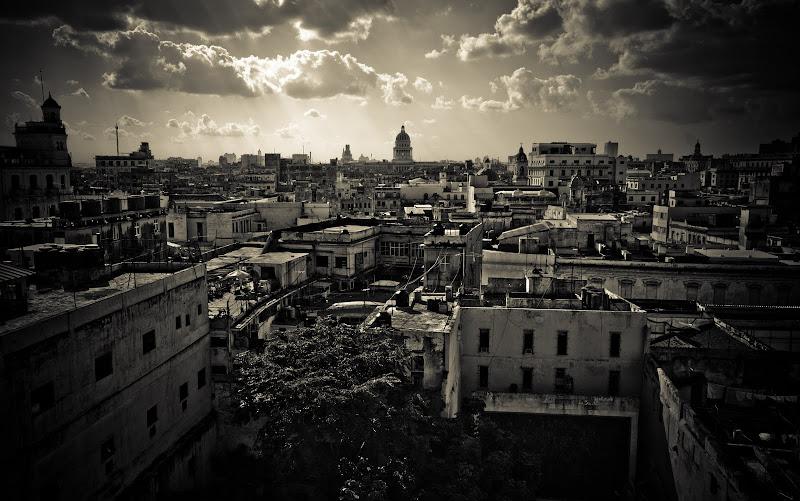 Kuba cz.IV -- Hawana, miasto upadłe..