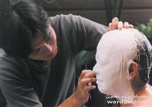تماثيل بورتريهات نصفية من المتحف الصيني Ah Xian