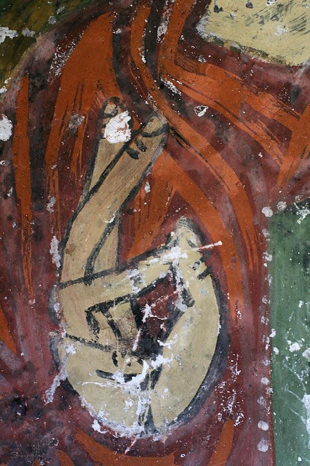 фрески Эгриташ