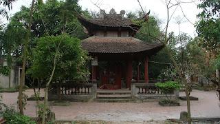 Đền Đô (Miếu Đô) - Nơi thờ tụng Quan Đại Tư Mã - Nghiêm Triệu Xương