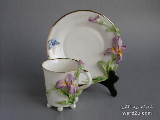 فنجان شاى مع الينا زتوف