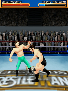Jogo para Celular WWE: Legends of WrestleMania