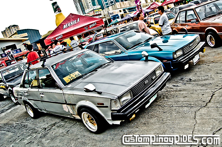 Nostalgic Twin Corollas Custom Pinoy Rides pic1