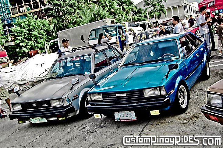 Nostalgic Twin Corollas Custom Pinoy Rides pic2