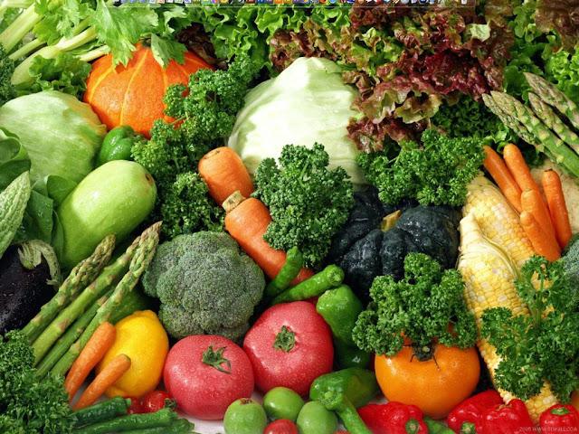 Ayo makan sayur dan buah