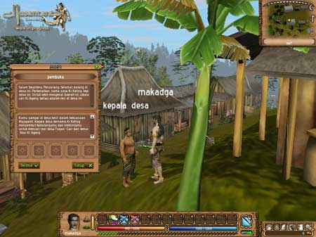 Screenshot Game Nusantara