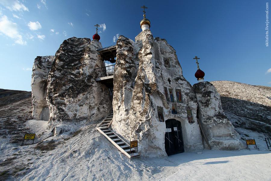 Пещерные монастыри в Воронежской области (Костомарово и ...: http://skitalets.livejournal.com/50749.html