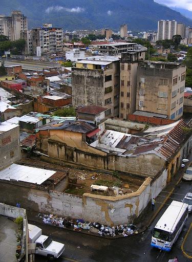 Esquina de Amadores, Parroquia La Pastora, Caracas, Venezuela