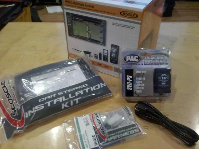 Used Car Radio Dvd Gps Backup Camera Toyota Highlander Limited