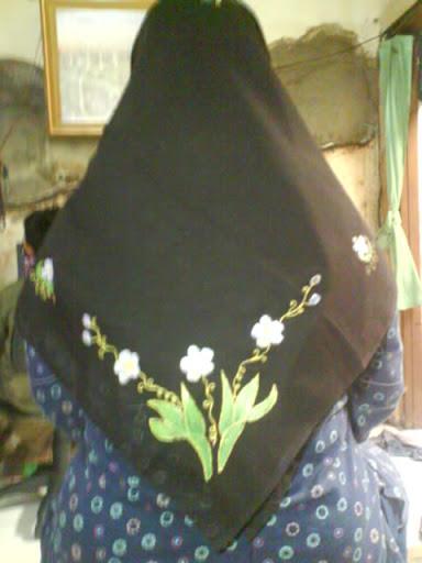 Jilbab Lukis By Arjuna Surabaya
