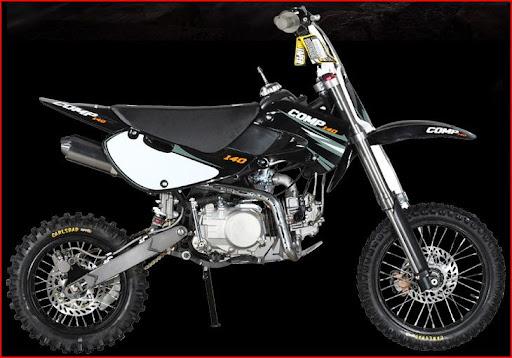 YX 140 Comp Pit Bike