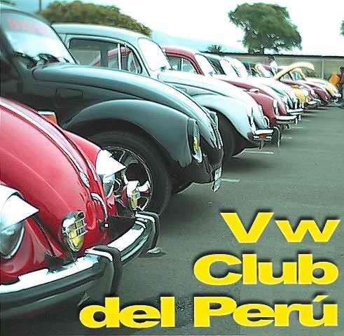 Historia de las primeras reuniones de vw en el Peru 01