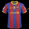 Camisetas hechas por ordenador Barcelonachica