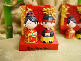 chinese wedding figurine