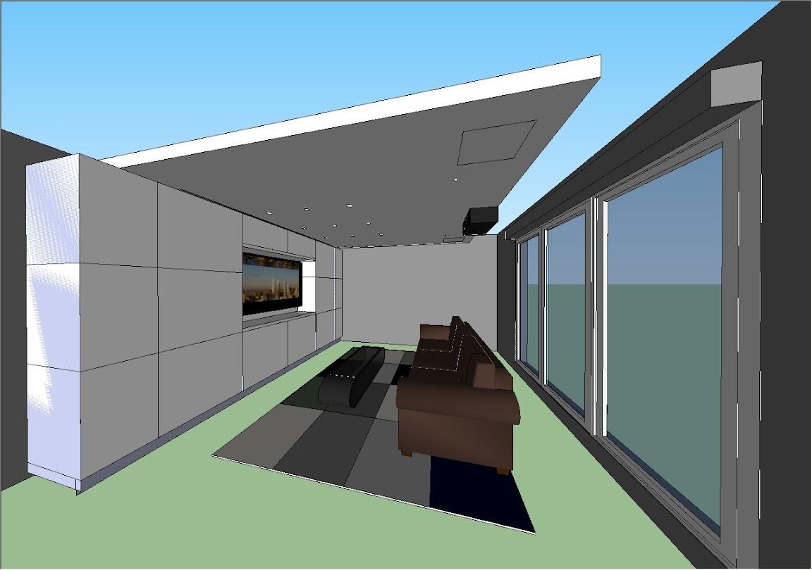 Meuble Tv Avec Emplacement Pour Enceinte Centrale Artzein Com # Support Mural Pour Enceinte Centrale Pioneer