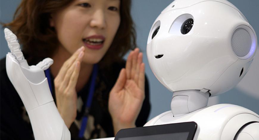 Image result for công nghệ robot từ xứ sở hoa anh đào