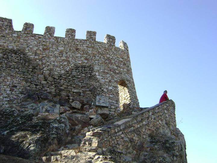 Castillo de Monsanto