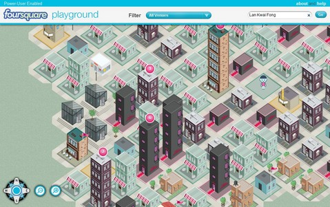 Foursquare Playground