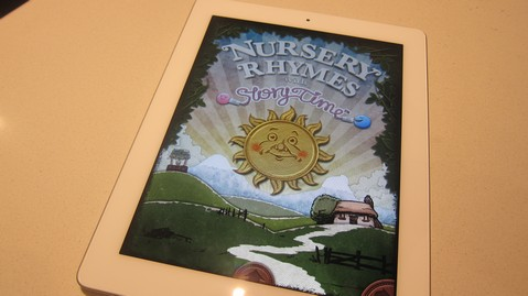 Nursery Rhymes with StoryTime for iPad