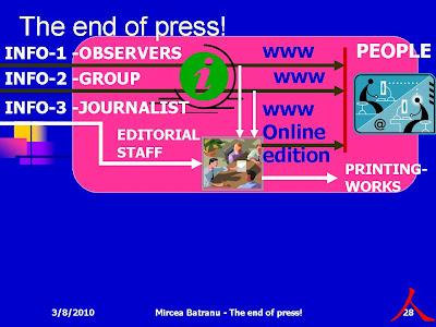 informatie de presa