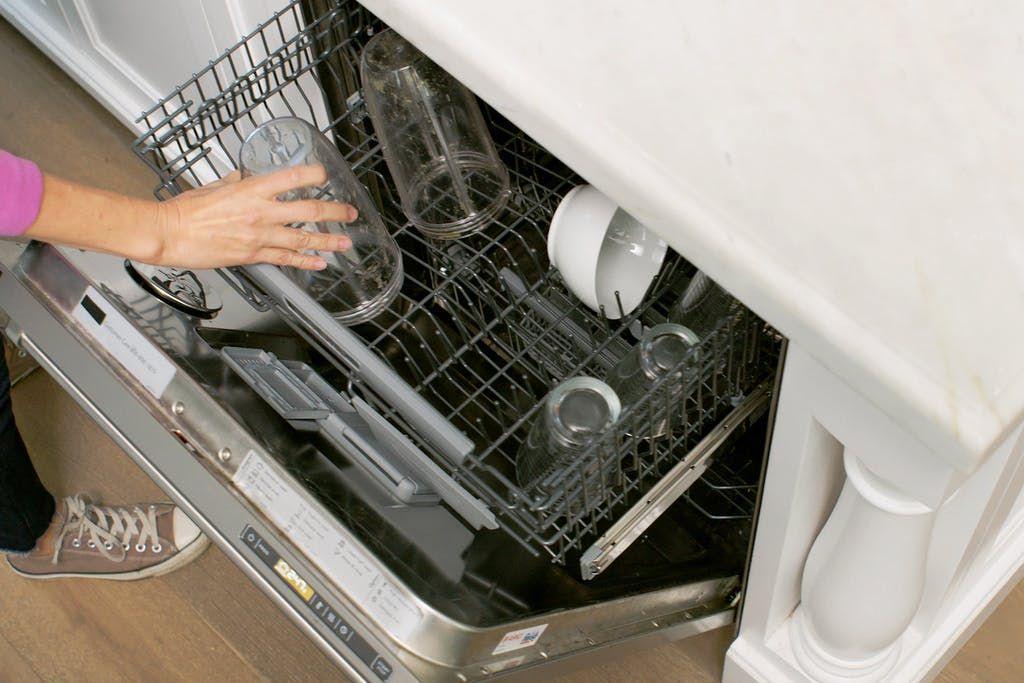 一張含有 洗碗機, 白電, 室內, 家電用品 的圖片  自動產生的描述