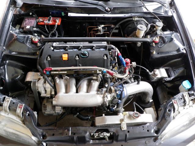 Civic EG K23 Pata